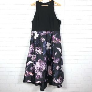 NEW City Chic High Low Floral Dress